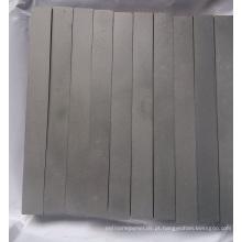 Tira 10X10X100mm do carboneto cimentado para a venda