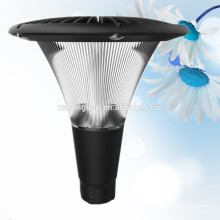 Goverment led lighting project CE 50w BridgeLux COB LED garden lamp with meanwell driver/ outdoor LED lighting