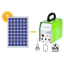 Solar Home System with LED Tube Light