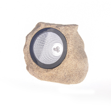 Garden Light Rock Dessert Solar