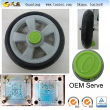 giratória rodas goodbaby walker moldes de injeção de peças plásticas