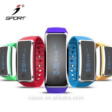 Modes Displayed On The Screen Bluetooth Activity Tracker