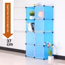 Three Storage House Wardrobe with KD style