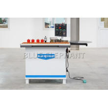Wood PVC MDF Portable CNC Curve Edge Banding Trimming Machines Woodworking Machinery for Furniture Making
