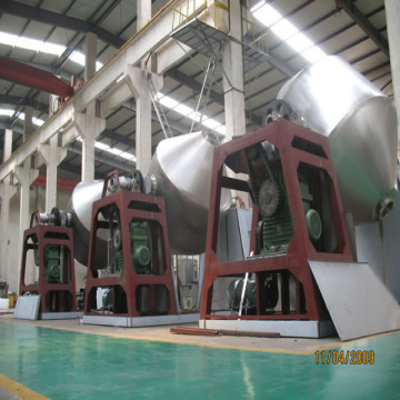 Bleaching powder series rotating vacuum dryer