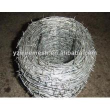 Fabricant de fil de fer barbelé à cordonnier à prix réduits pour l'Afrique du Sud