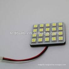 Led auto bulb led car roof lamp