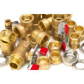 EM-F-B155 female to male brass reducing adapter pipe fitting