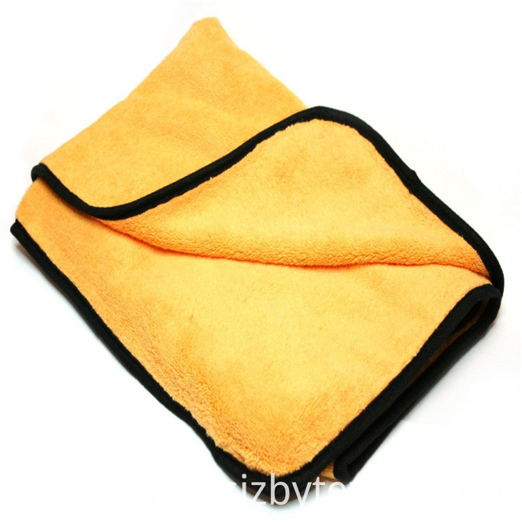 Plush Microfiber Car Towels