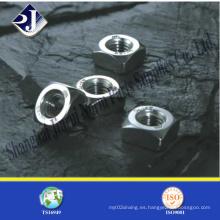 Hecho en China Steel Standard DIN557 Nut
