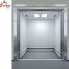 Freight Elevators with NO Machine Room
