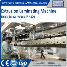 Máquina de revestimiento de extrusión de película térmica