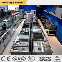 Professionelles Elektro- und Gasausrüstungsrestaurant
