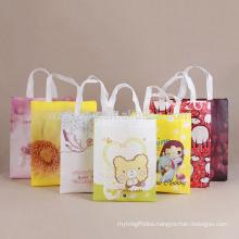 Reusable Best Seller Reusable Custom Wholesale Ultrasonic Non Woven Tote Bag For Shopping, Promotion