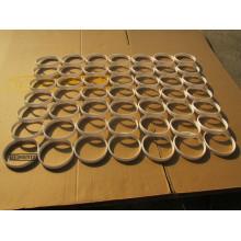 Anel cerâmico de raspagem do anel quente da tinta de Tam-Cr da venda para Manchinery da almofada