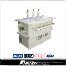 11 / 0.4kv Leistung Transformator 112.5kva Preis von Hochspannungs-Transformator Importeure
