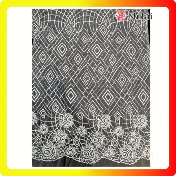New Arrival Top quality white sequin