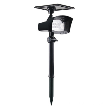 Alumínio regulável preto CREE LED Spike Light