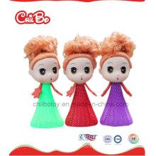 Прекрасные для девочек куклы высокого качества виниловые игрушки