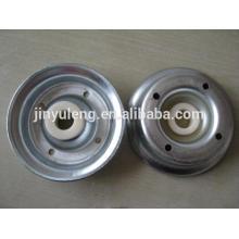 4.10 / 3.50-4 rueda de goma neumática para la carretilla de la rueda / carretilla de mano / camión de mano