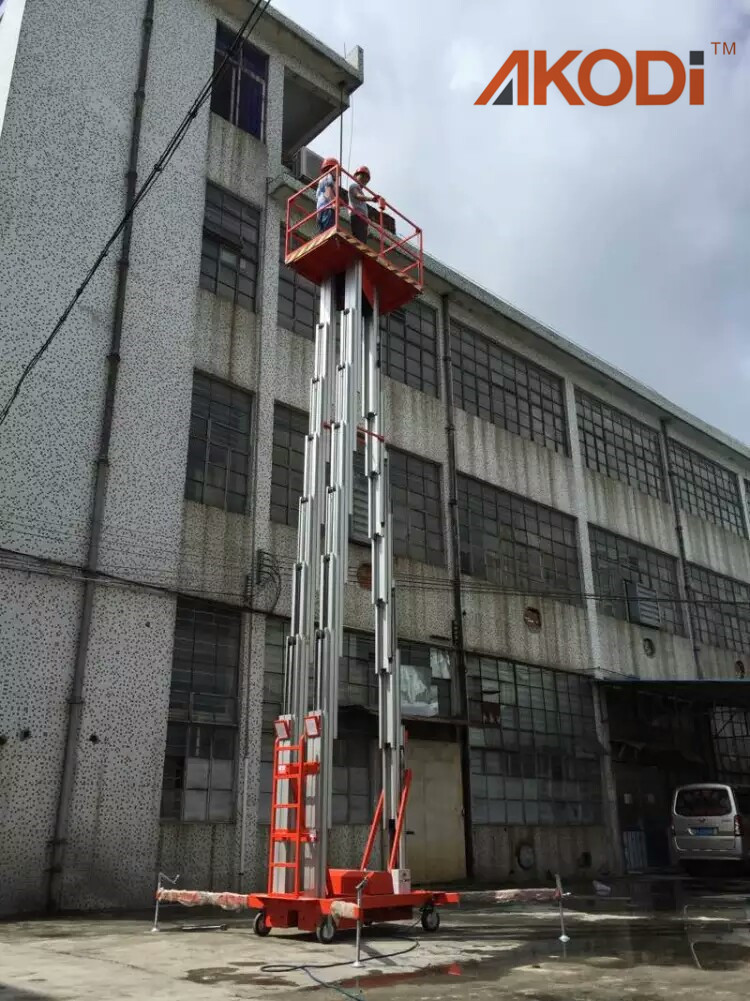 Aluminum Alloy Lifting Platform