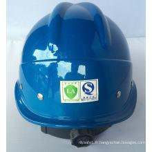 Casque de protection de matériaux FRP de haute qualité Casques de moto de certification ANSI Z89.1