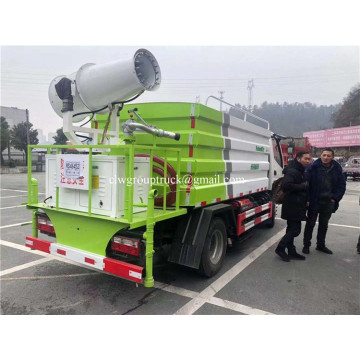 Wholesale Water Truck Multifunctional Dust Suppression Truck