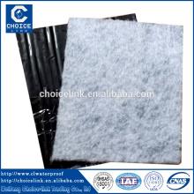 Self-adhesive SBS/APP modified bitumen waterproof membrane