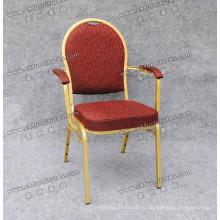New Design Banquet Hotel Aluminum Arm Chair (YC-ZL13-14)