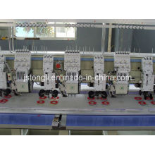 Machine à broder à six pates mélangé avec cordon (TL606 + 6)