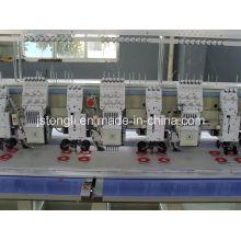 6 голов Вышивальная машина, смешанная с Cording Device (TL606 + 6)