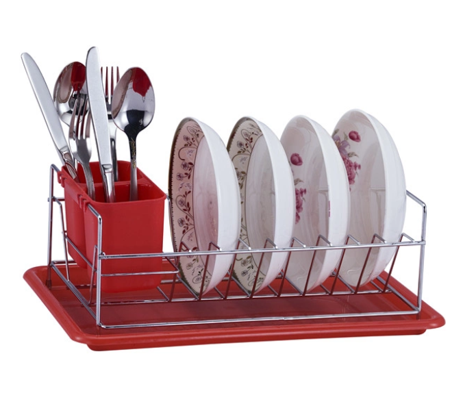 Dish Drainer with Bottom basin