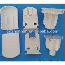 Roller blind components, blind components, window blind components, window decoration, aluminum tube