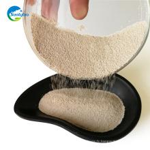 Emballage sous vide Emballage 10 kg de nourriture pour animaux de levure sèche 10 / 20billion