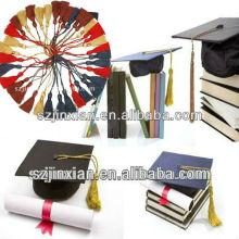 Gland d'obtention du diplôme, gland pour l'obtention du diplôme, décoration de graduation
