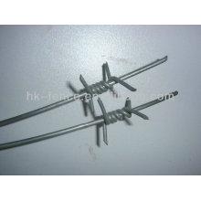fil de fer galvanisé (pvc enduit) usine