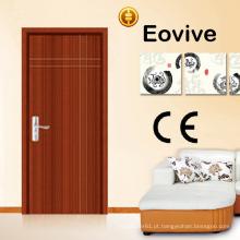 Mais recente projeto Hotel liberar a porta de madeira para quarto