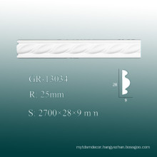 Factory Price PU Moulding Baseboards for Exterior and Interior Wall and Window Trim Decor