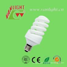 T2 compact complète spirale 20W CFL, lumière d'économie d'énergie