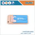 Stand de telefone móvel do silicone com suporte de cartão