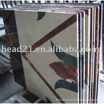 1500*2500mm cnc cantilever type marble and ceramic tile medallion waterjet cutting machine