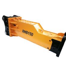 Hydraulic Rock Breaker For Excavator, Breaker Hammer For Demolition Working