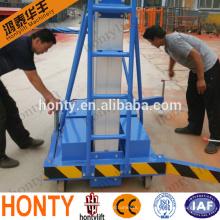 Elevador vertical eléctrico para hombre / elevadores hidráulicos para una persona