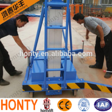 electric vertical man lift /single person hydraulic lifts