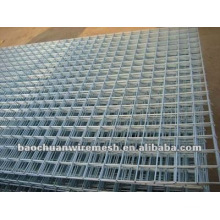 Lowest Price welded wire mesh /welded wire mesh panel