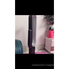 Liangshifu Intelligent 18 pouces écran tactile ABS rechargeable tour ventilateur oscillant de circulation de l'air