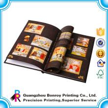 catálogo cosmético / diseño de folleto