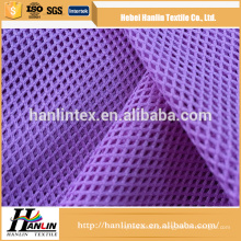 fashion new style polyester mesh fabric / polyester transparent mesh fabric