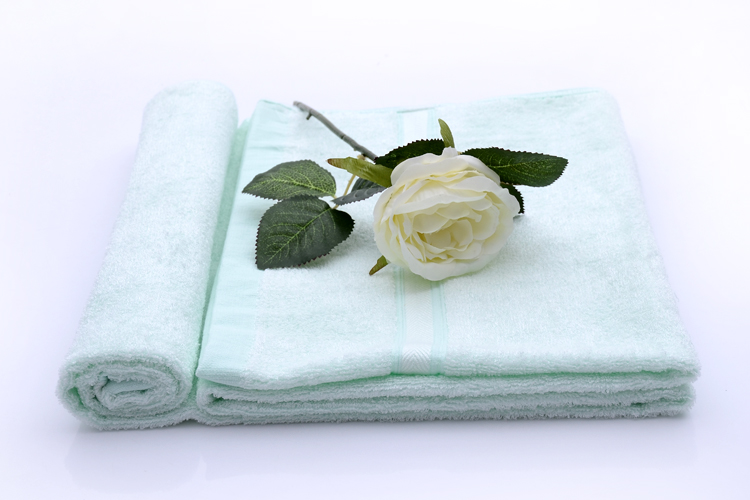 Bamboo Cotton Blend Towel Set