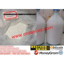Muscle stéroïde cru de musculation de muscle de lait de Stanozol Winstrol de suspension de Winstrol